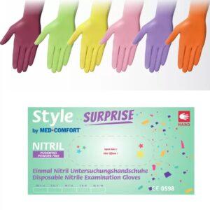 Style Surprise manusi din nitril